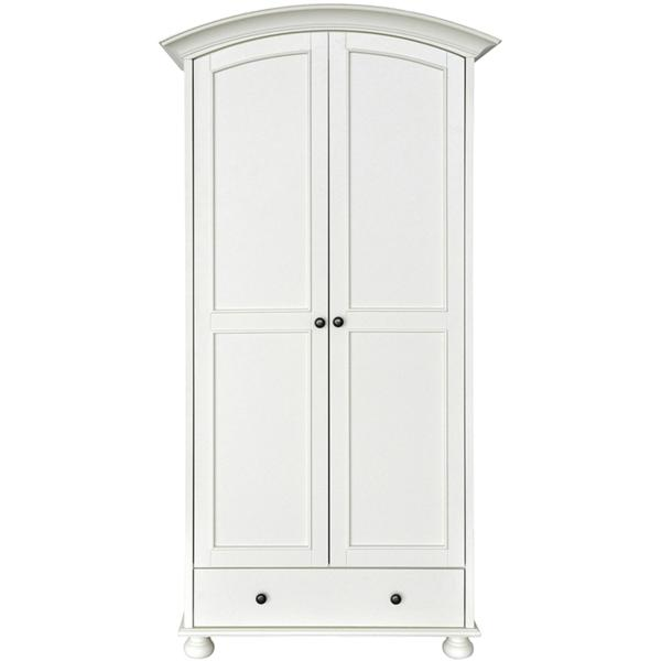 VERSAILLES 2 Door 1 Drawer Wardrob