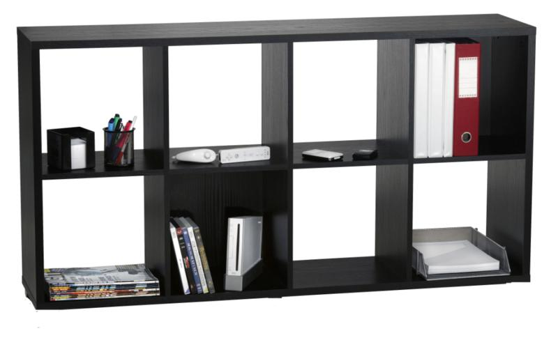 Large Room Divider in Black