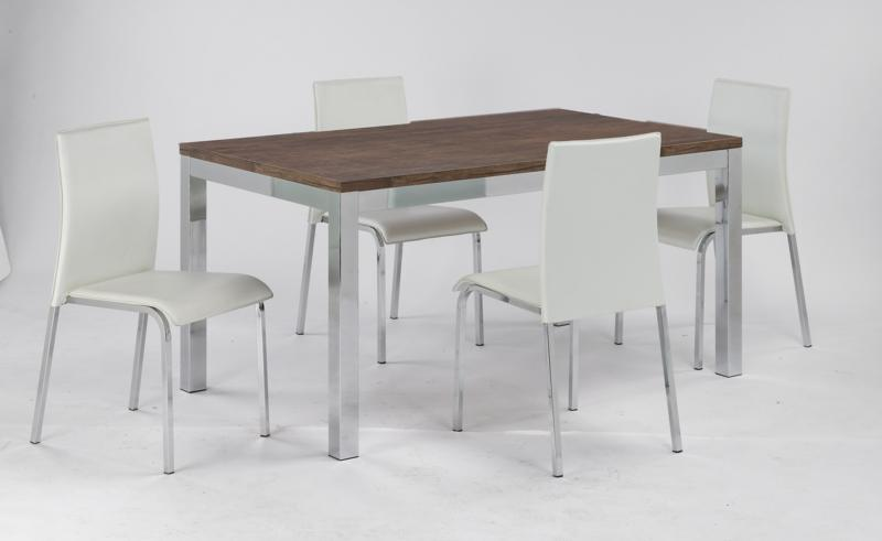 Amari Dining Table With 4 Chairs