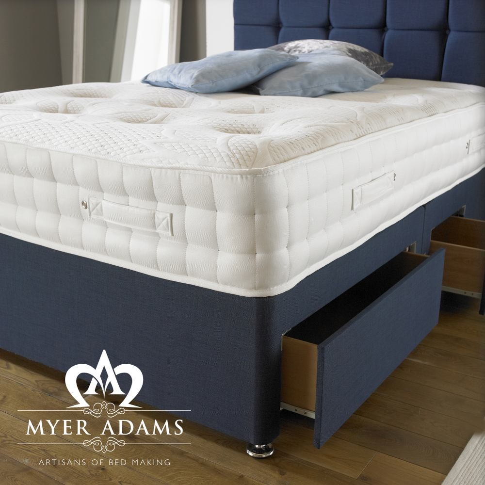 Myer Adams Backcare 2000 Pocket Memory Foam Mattress from £379