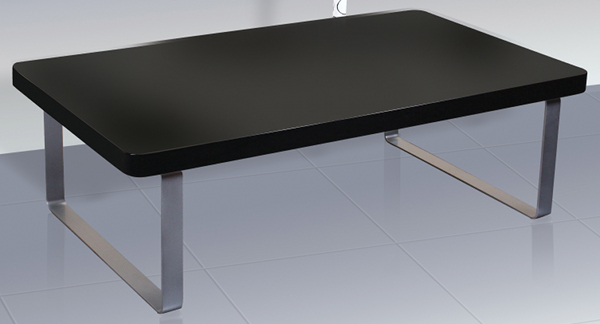 LPD Accent Black High Gloss Coffee Table