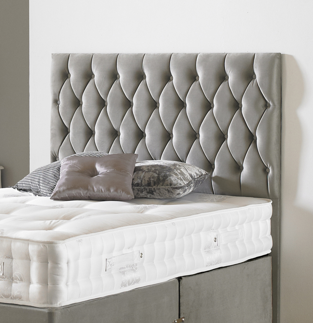 Chesterfield Buttoned Headboard from £59