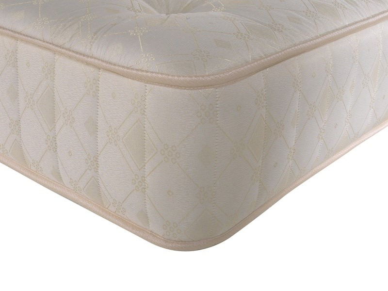 Shire Beds Elizabeth Damask Mattress from £139