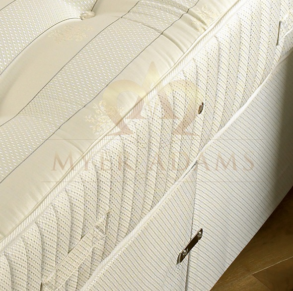 Myer Adams 3ft Single Highlander Ortho Divan Set from £189