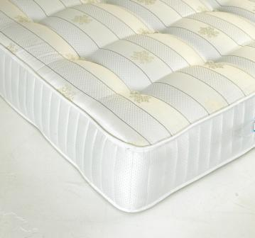 SLEEPTIMES 4ft6 Double Highlander  Orthopaedic Mattress £169