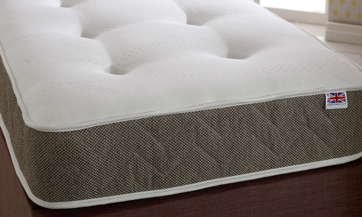 Lotus Roll And Rest 1000 Pocket Memory Foam Mattress From 139 Beds Direct Warehouse