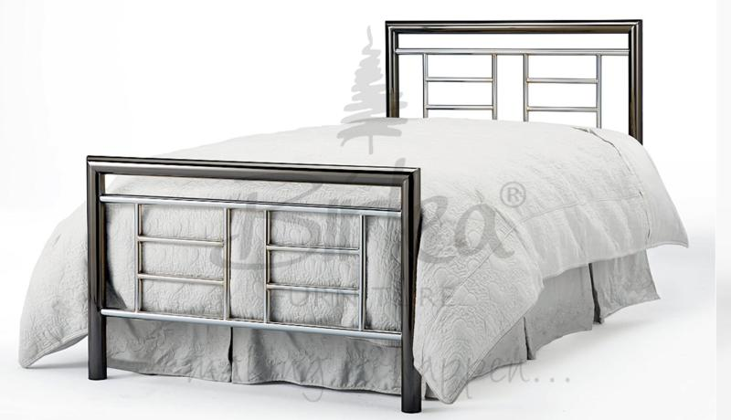 Cheap King Size Metal Bed Frame 800 x 460