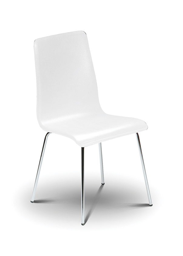 Mandy Chair - White