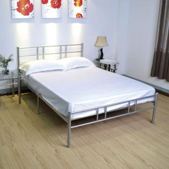 GFW MORGAN - Metal Bed Frame from £59