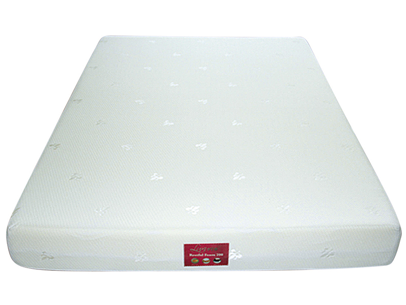 GFW RESTFUL FOAM 200 - Memory Foam Mattress