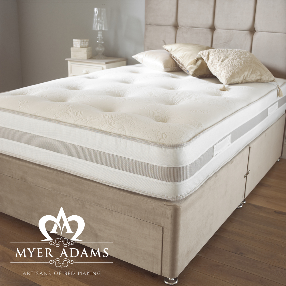 Myer Adams Sandringham 1000 Pocket Mattress from £199