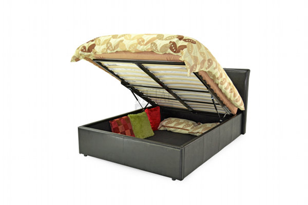 Texas Lift Up Ottoman Storage Bed