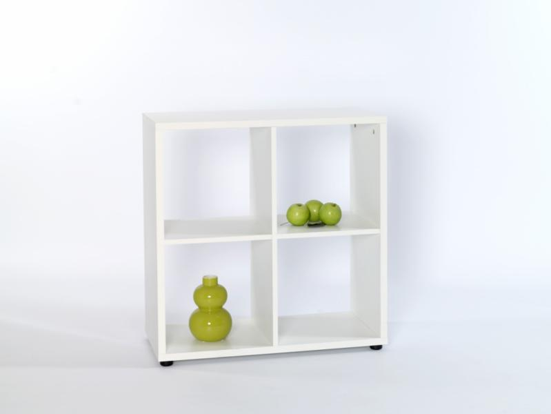 Room Divider in White