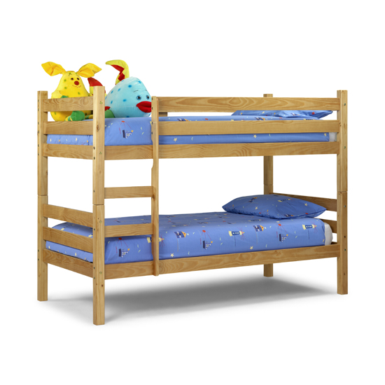 Wooden Bunks