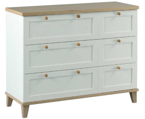 Boston - 3 Drawer Chest