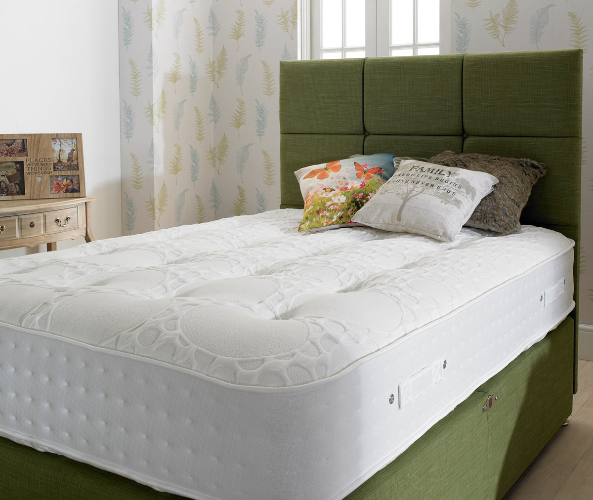 Shire Eco Grand Anti Bug 4000 Pocket Sprung Mattress from £389
