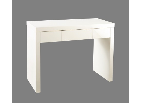 LPD PURO CREAM HIGH GLOSS DRESSING TABLE