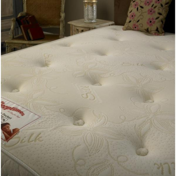 MYER ADAMS 4ft6 Double Memory Silk 1000 Pocket Memory foam mattress £299