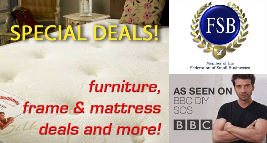 New Mattresses Now In Stock!