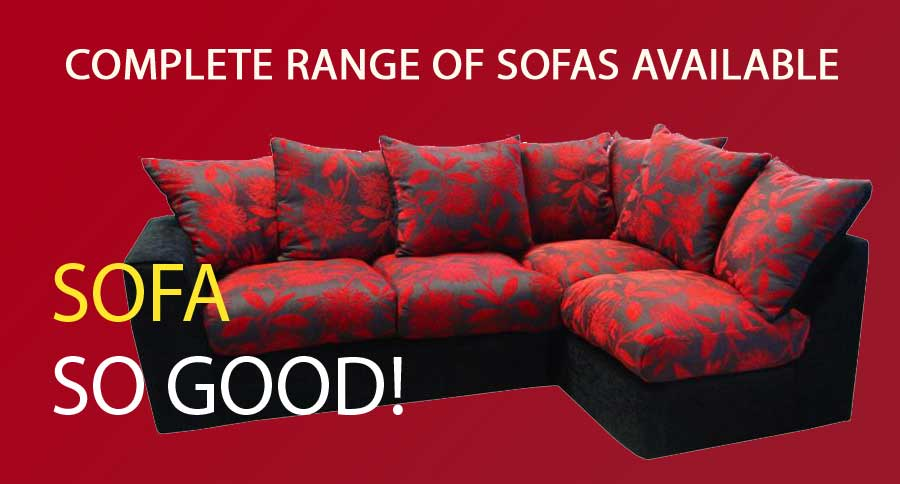 Our Sofa Range