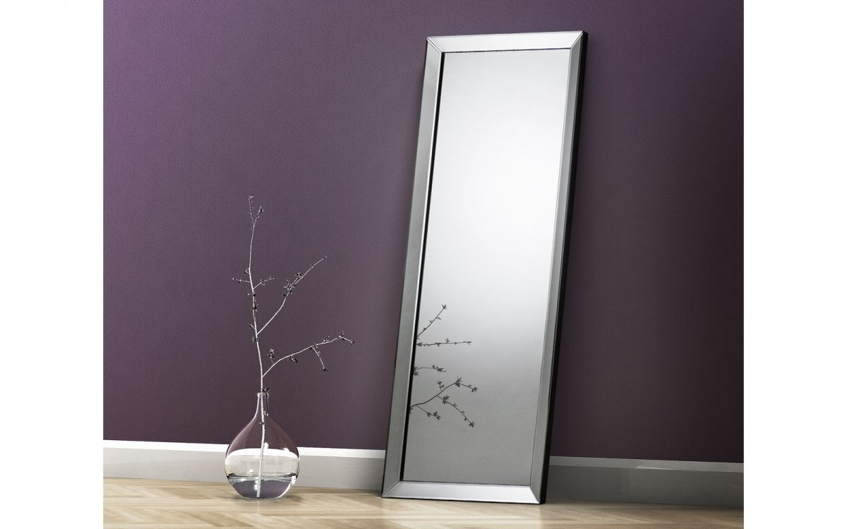 Soprano Lean-to Dress Mirror £79