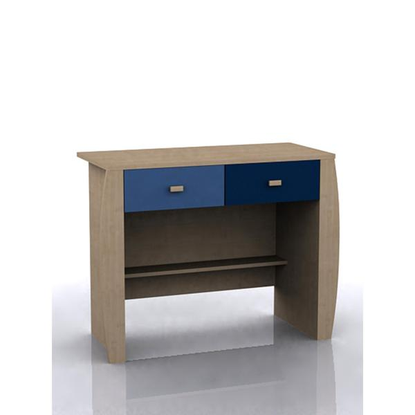 GFW SYDNEY Childrens Blue 2 Drawer Desk