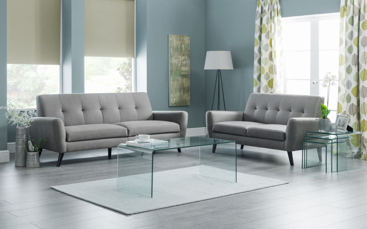 Amalfi Bent Glass Range