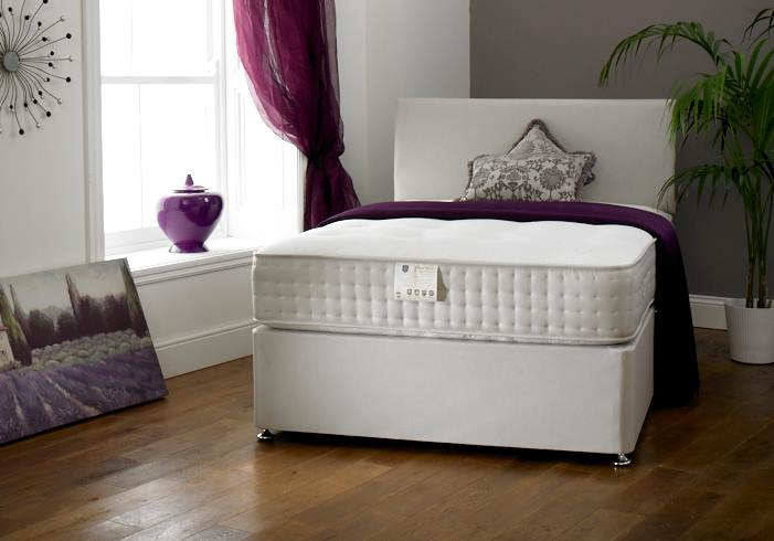 Shire Beds Harrogate Ortho Pocket Sprung Mattress from £259