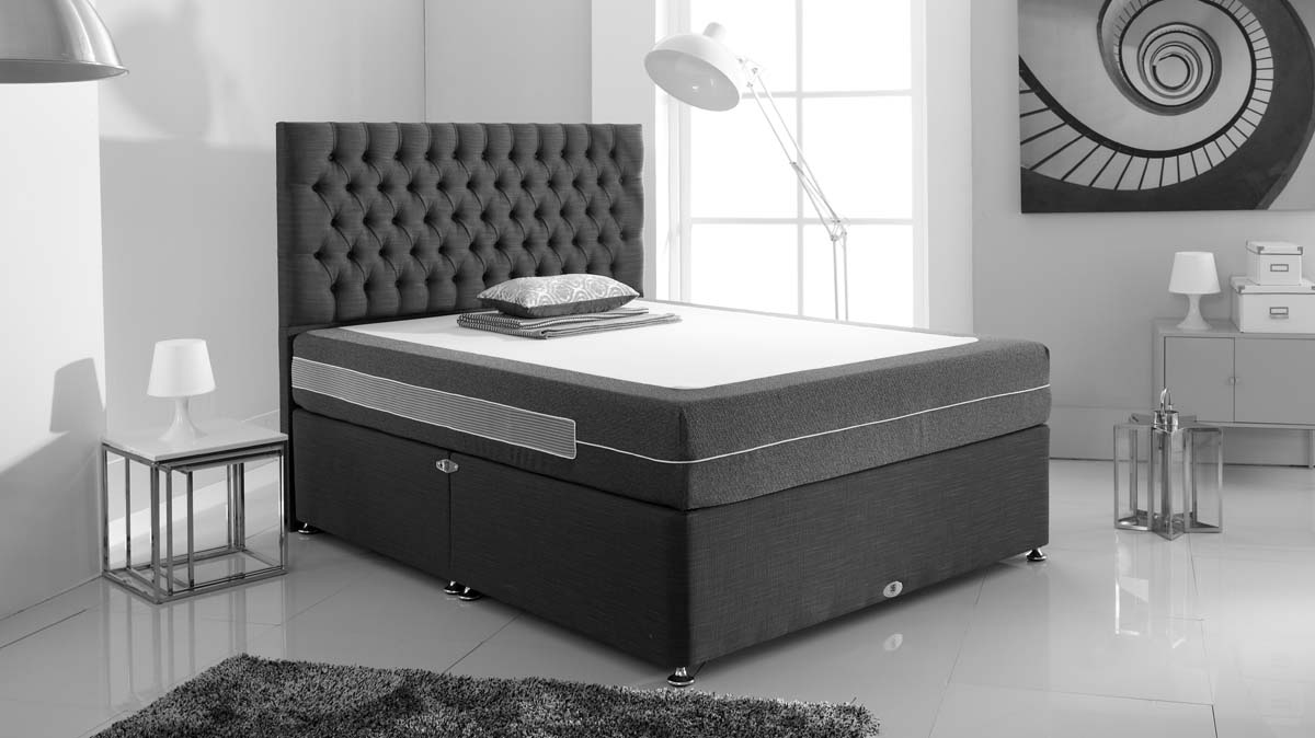 Active Response Breeze Cool Blue Memory Foam Mattress from £379