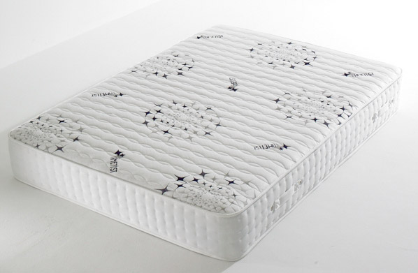Shire Amethyst 2000 Pocket Memory Foam Mattress £399