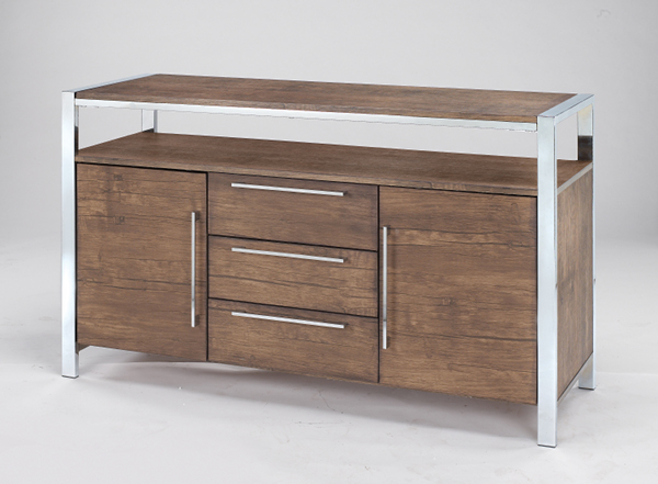 Amari Sideboard With 2 Doors and 3 Drawers