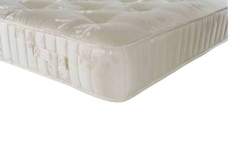 SHIRE BEDS Balmoral 4ft Small Double 1000 Pocket Sprung Mattress