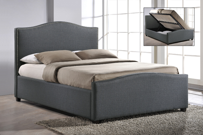 Time Living Brunswick Fabric Ottoman Bed Frame from £399