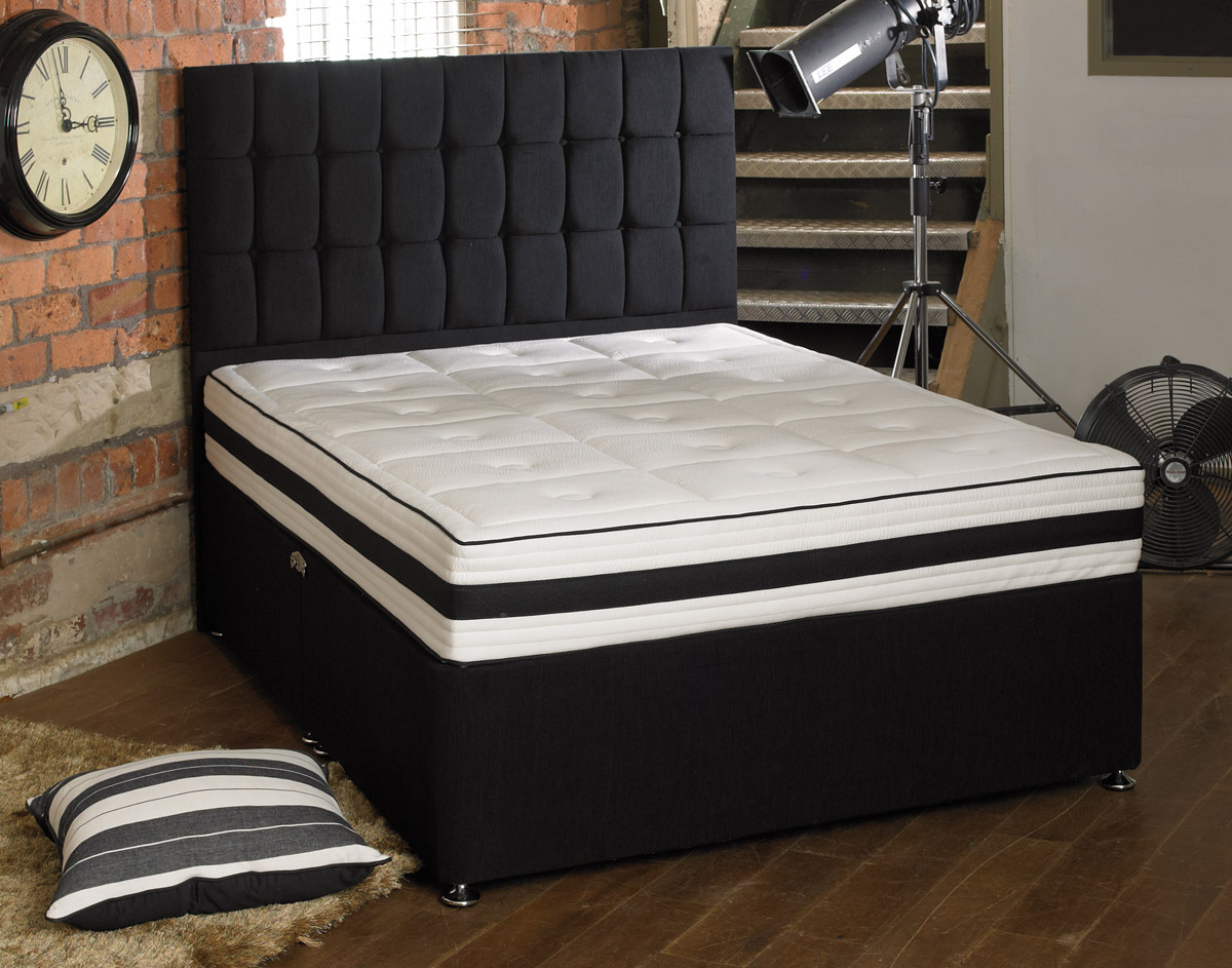 Shire Active Latex 7 Zone Core Mattress from £799