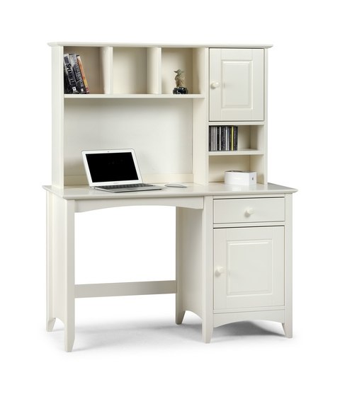 JULIAN BOWEN Cameo Desk & Hutch Top from £179