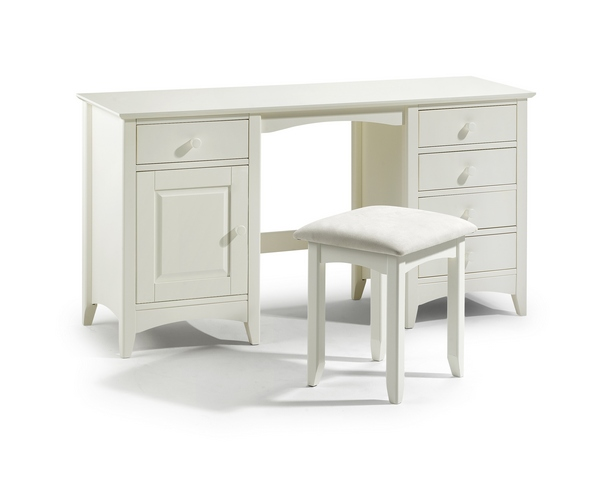 JULIAN BOWEN Cameo Twin Pedestal Dressing Table £279