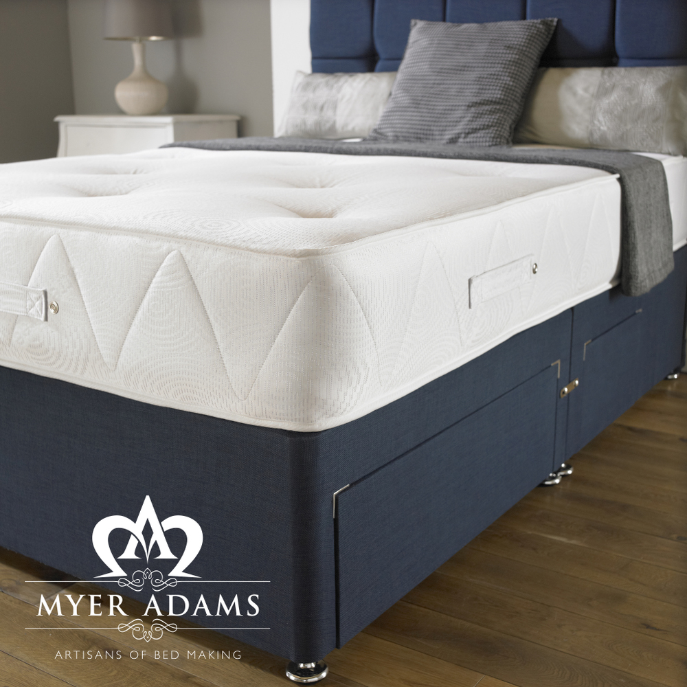 Myer Adams Divine Ortho Divan set from £199