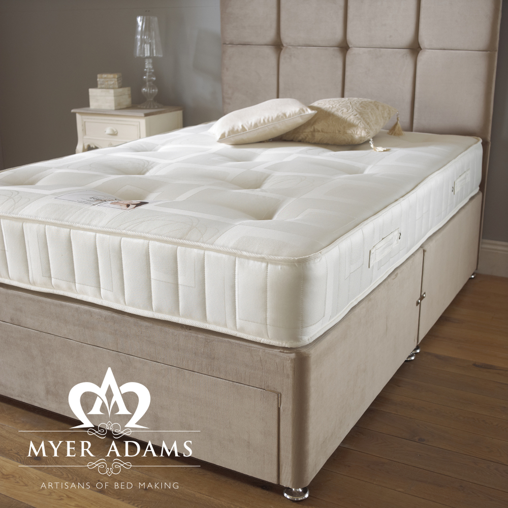 Myer Adams Edinburgh Damask Mattress from £129