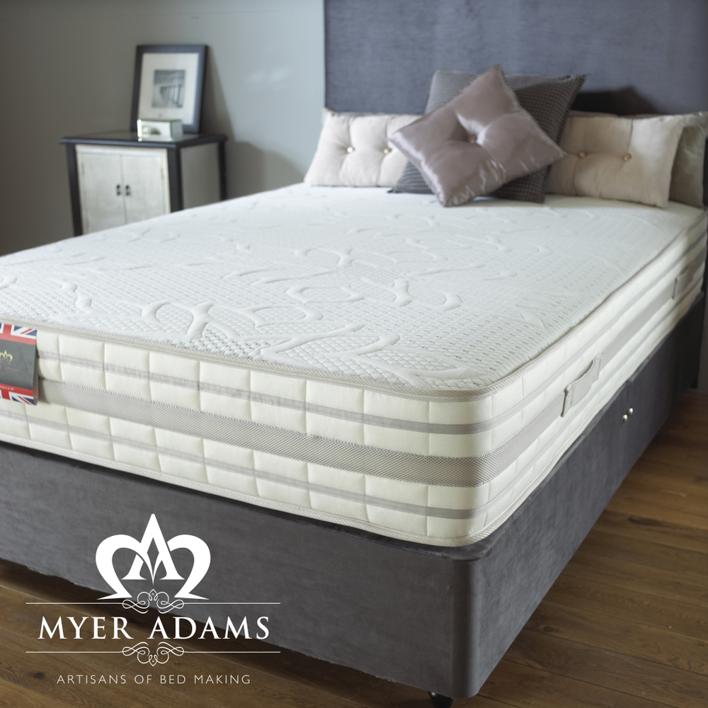 Myer Adams Eliza 2000 Pocket Memory Foam Mattress from £349