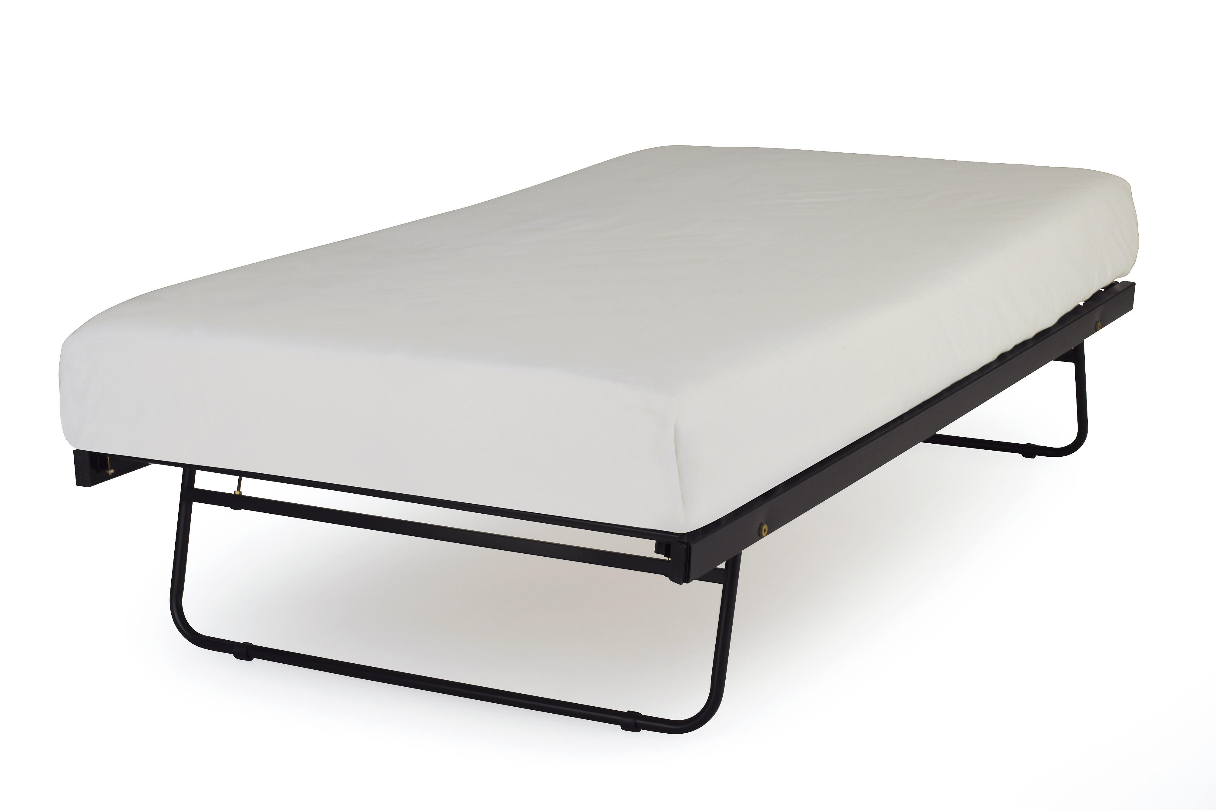 Serene Metal Guest Bed Trundle