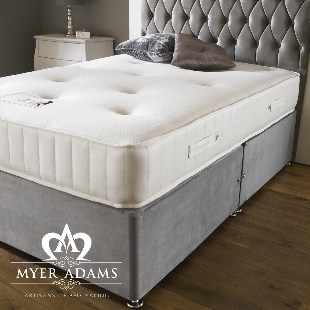 Myer Adams Hilton Dual Season Memory Foam Mattress from £169