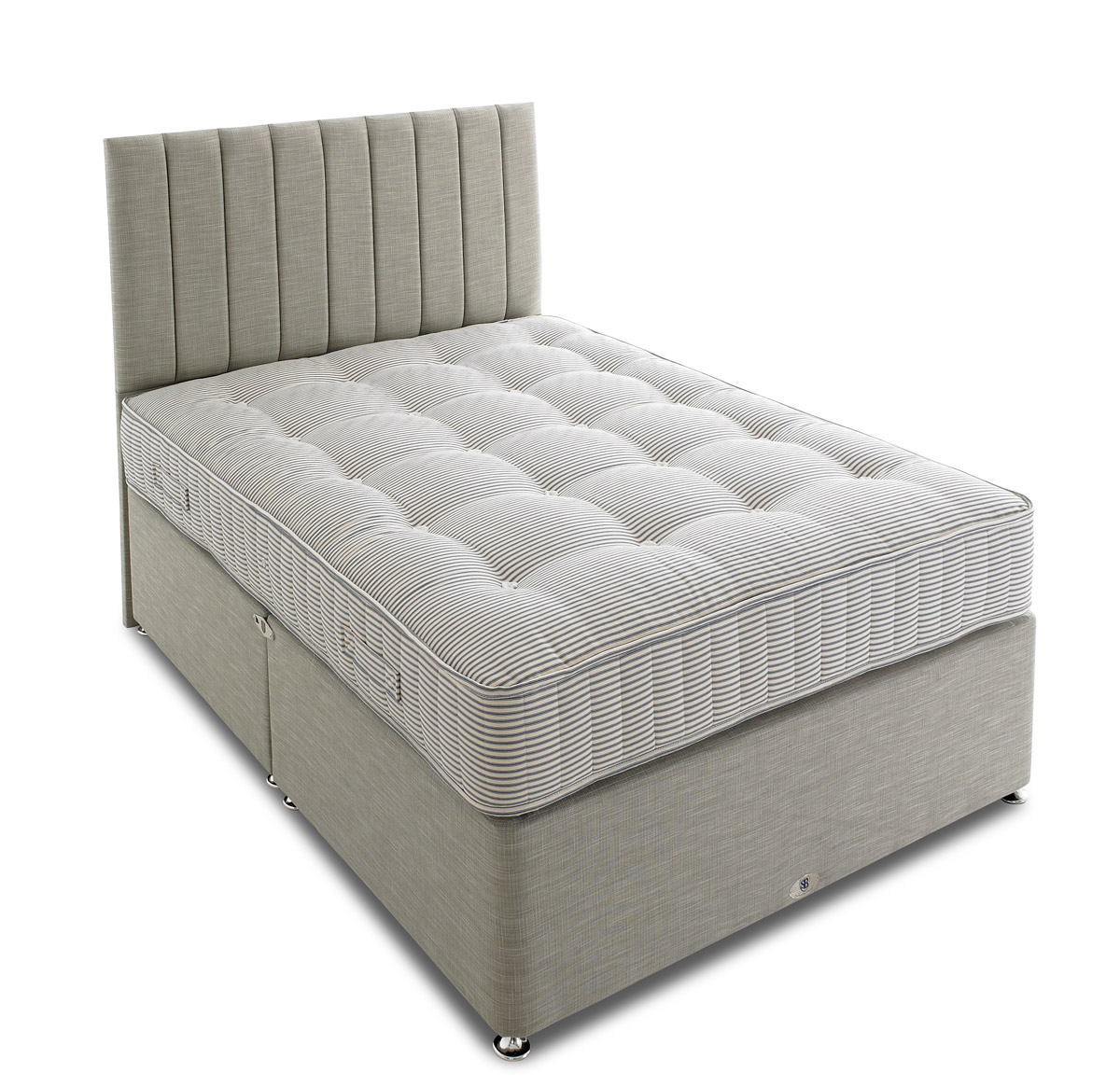 Hotel Deluxe 1000 Pocket Source 5 Divan Set from £329