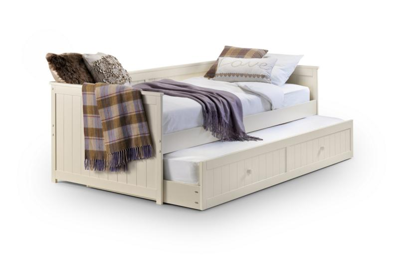 JULIAN BOWEN Jessica Day Bed With Underbed And Mattress Option From GBP299