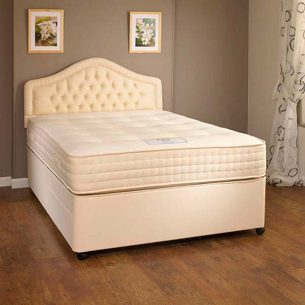 Pocket Sprung Divan Bed Sets