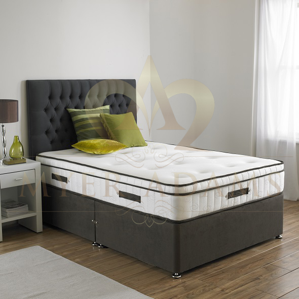 Memory Ortho Divan Set by Myer Adams from £199