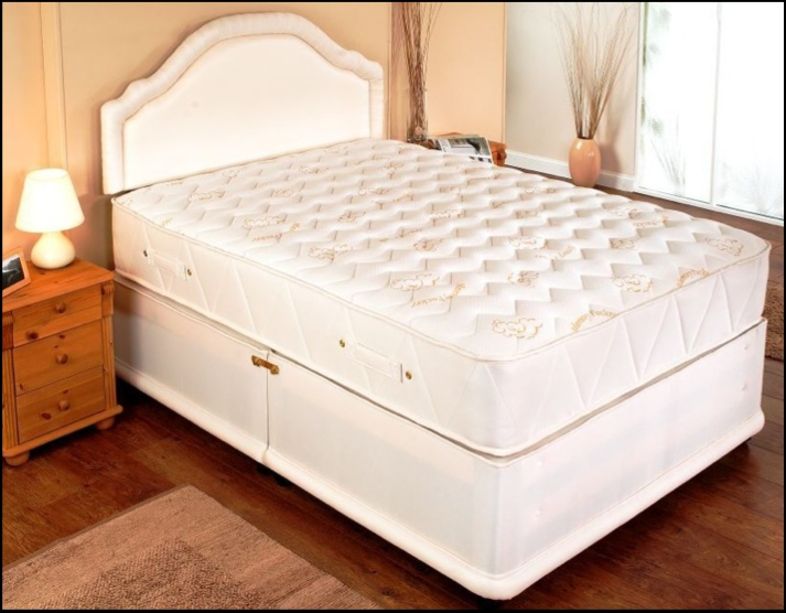 Memory Foam Divan Bed Sets