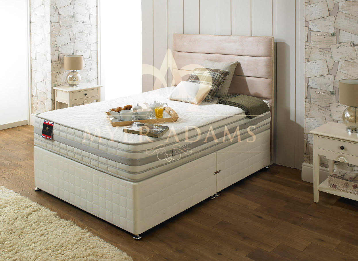 Myer Adams Eliza 2000 Pocket Memory Foam Mattress from £329