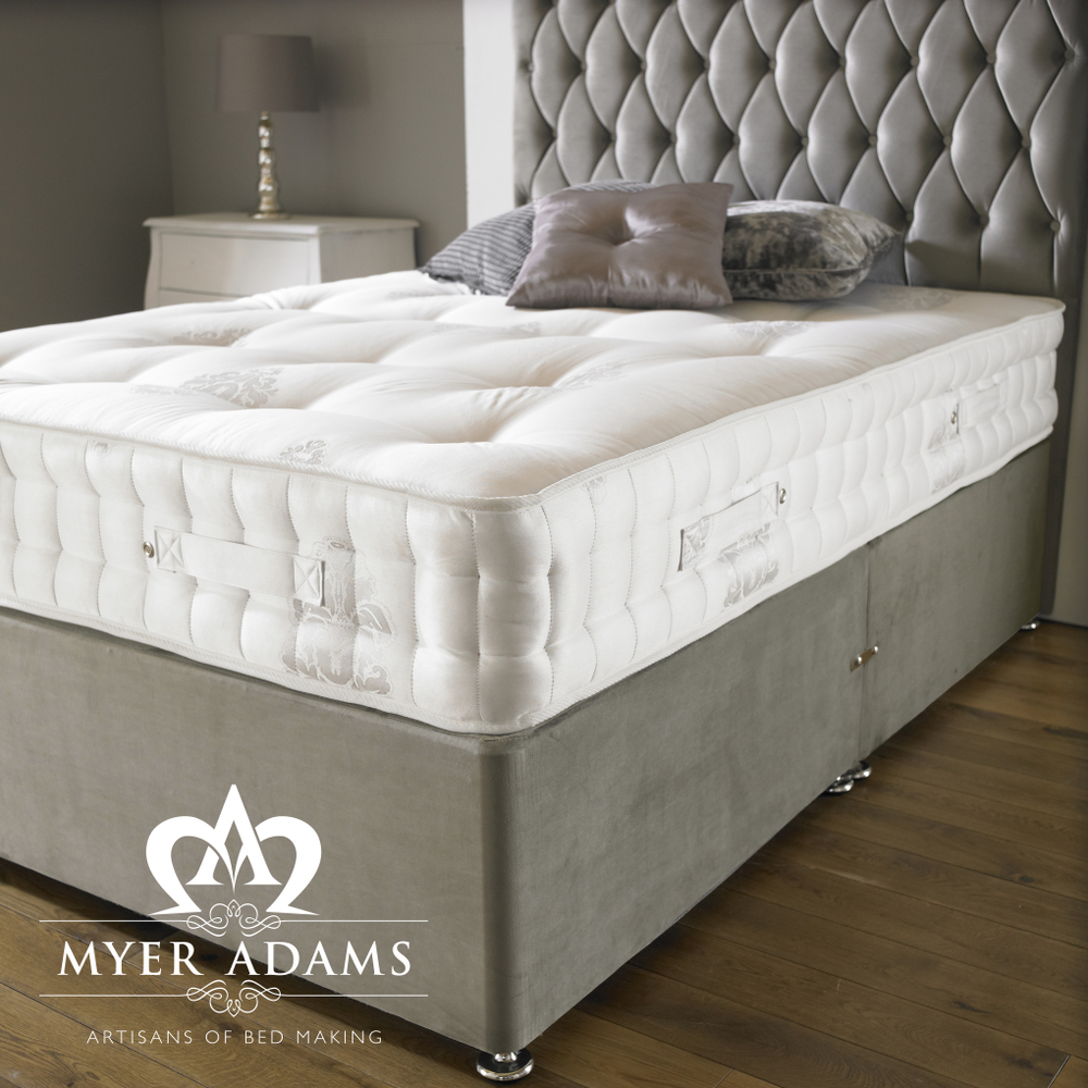 Natural Sleep 1000 Pocket Hand Sitched Divan Set from £209