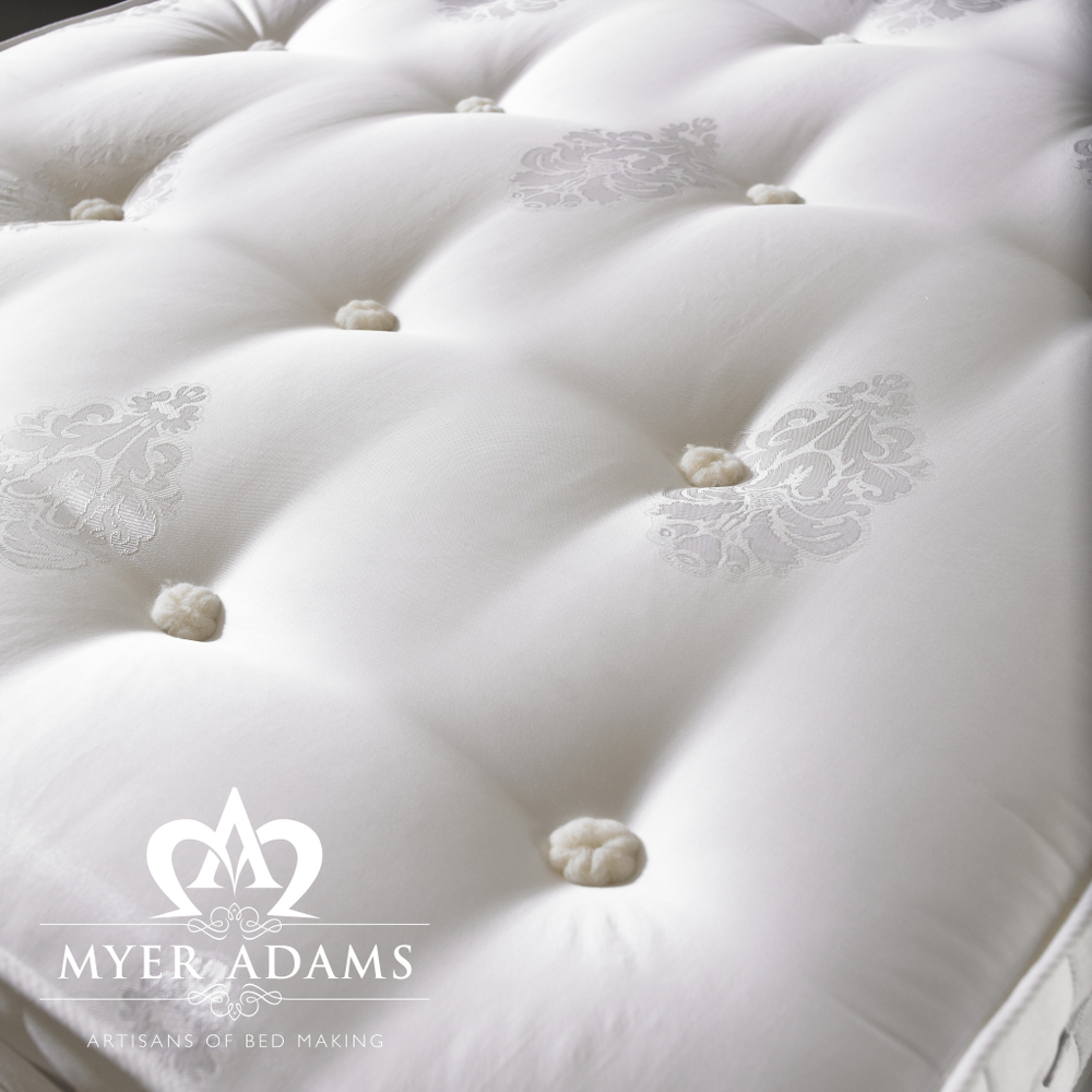 MYER ADAMS NATURAL SLEEP 1000 MATTRESS FROM £209