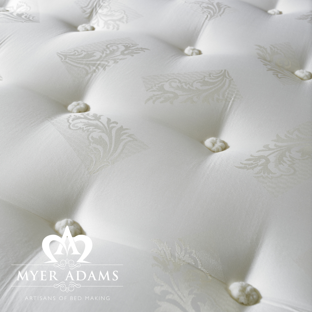 MYER ADAMS NATURAL SLEEP 1500 POCKET MATTRESS FROM £249